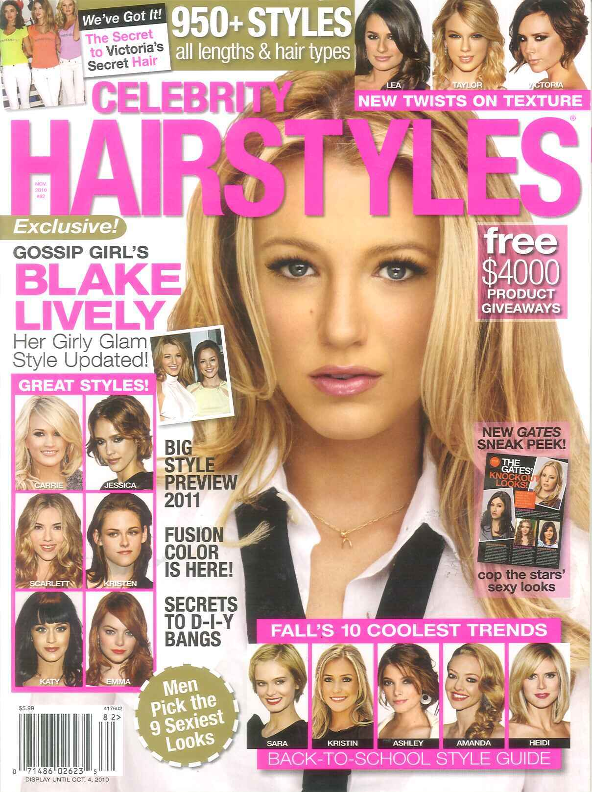 Celebrity Hairstyle Cover